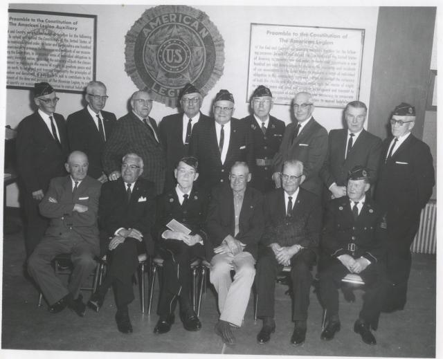 Glenwood American Legion 1975