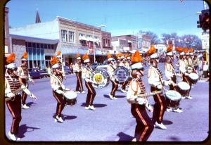 Waterama Parade 1968