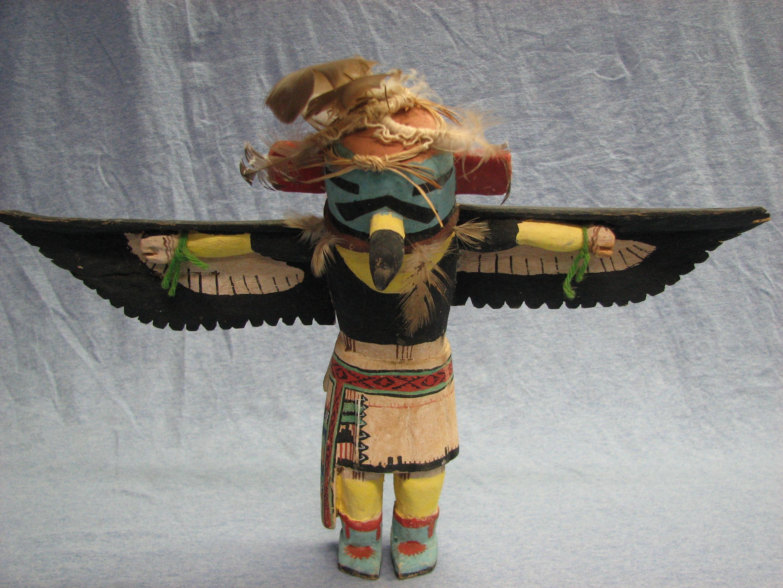 recipe: hopi eagle dancer kachina [21]