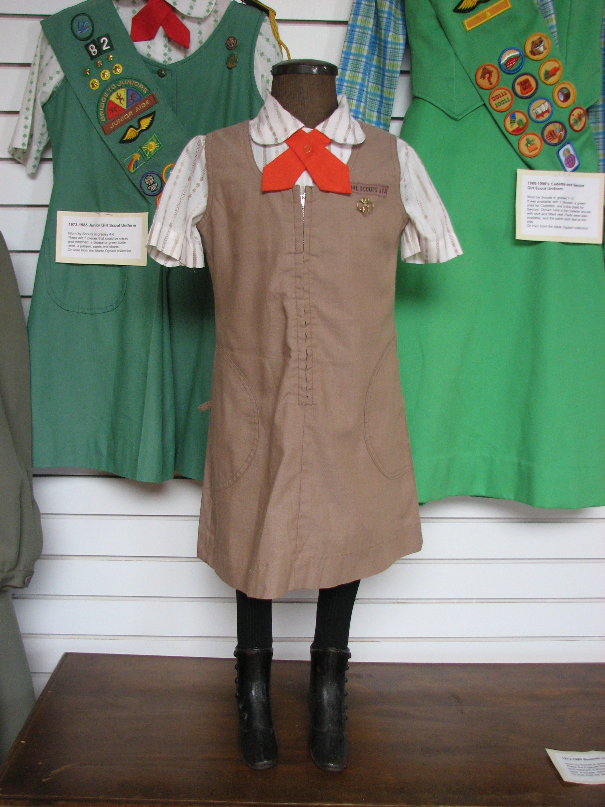 Girl Scout Cookie Nail Art: Pope County Museum – Museum Musings