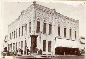 Fremad Association Store built in 1893