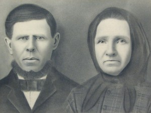 Martin and Kathryn Bartos