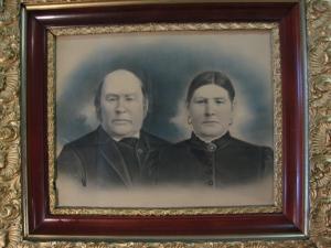 John C. and Lovissa Peterson