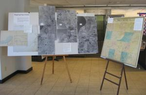 Map exhibit