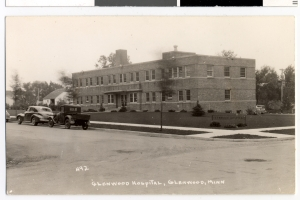 1939 Glenwood Hospital
