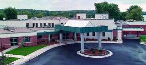 Hospital in 2006