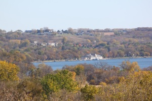 Glenwood from the Indian Mound