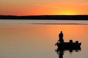 Beautiful Lake views and sunsets
