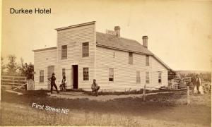 Durkee Hotel 1876