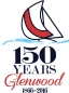 Glenwood 150th logo