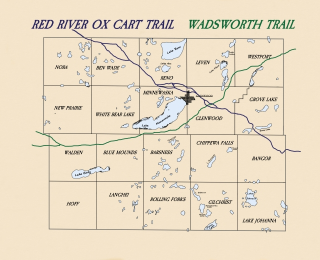 red river and wadswoth trails