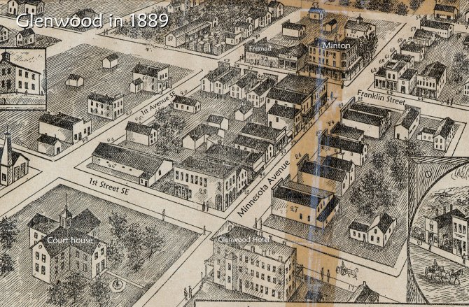 Downtown 1889