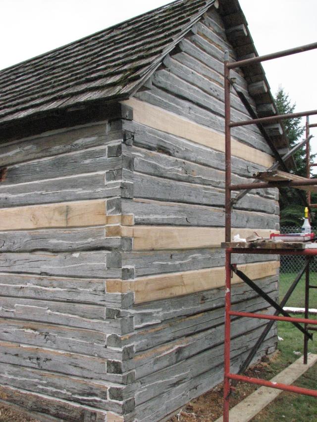 Cabin Repair - Day 5 003